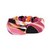Pucci PUCCIGirls Pink Print Headband