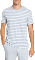 Daniel Buchler Stretch Cotton & Modal Crewneck T-Shirt