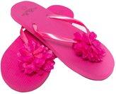 Flip flops Womens Summer Ladies Beach Pool Shoes sandals Flower Pattern Airee Fairee