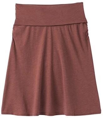 Prana Valencie Skirt (Atlantic) Women's Skirt