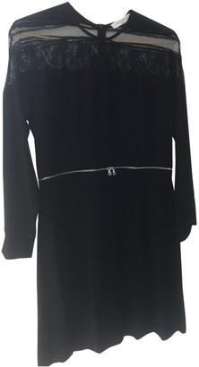 Sandro Spring Summer 2020 Black Lace Dress for Women