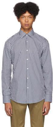 BOSS Blue Stripe Jango Travel Shirt