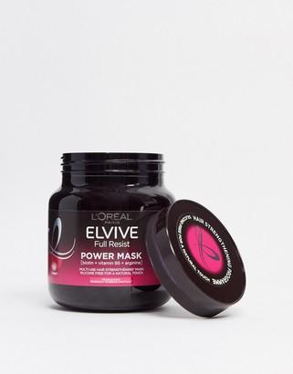 L'Oreal Full Resist Power Hair Mask 680ml