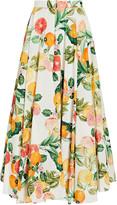 Cara Aquinnah Printed Maxi Skirt