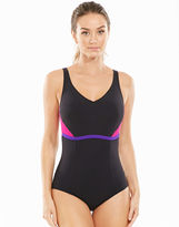 Figleaves active Aqua Underwired B-GG Active Shaping Swimsuit