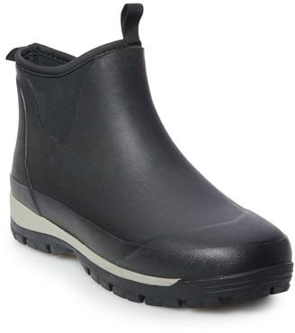 Kamik Lars Lo Men's Waterproof Rain Boots