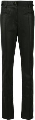 Tom Ford Coated Biker Trousers