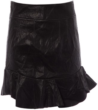 Isabel Marant \N Black Leather Skirts