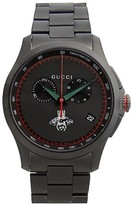 Gucci Men's Round Chronograph Bracelet Watch, 44Mm
