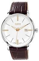 Dugena Premium Men's Quartz Watch Festa 7000167 with Leather Strap