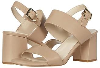 Cole Haan 65 mm G.OS Avani City Sandal (Amphora Leather) Women's Shoes