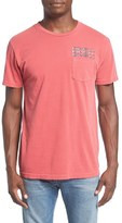 O'Neill Men's 'Leonard' Graphic Pocket T-Shirt