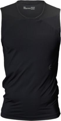 Under Armour Rush Compression Sleeveless T-Shirt - Black