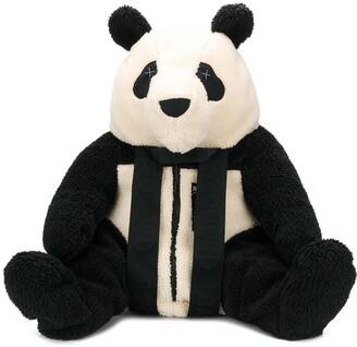 Raeburn Panda Fleece Backpack