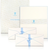 Pineider Empress - 50 Sheets White Letter with Handpainted Border