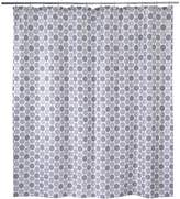 Pier 1 Imports Dotted Circles Shower Curtain