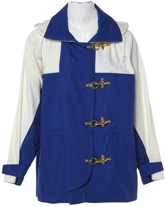 Ralph Lauren Blue Label Blue Cotton Coats