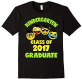 Kindergarten Graduation Shirt Boys Girls Emoji Fun Party