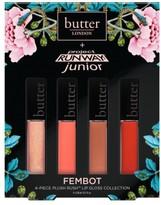 Butter London Project Runway Junior Fembot Plush Rush(TM) Lip Gloss Set - No Color