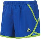 adidas Girls 7-16 Woven Mesh Active Shorts