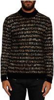 Saint Laurent Three-colours Sweatshirt