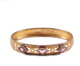 Lulu Frost *Antique* One-Of-A-Kind Victorian Bangle