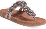 Naughty Monkey Treasure Island Embellished Sandals