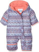 Columbia Snuggly Bunny Bunting Toddler Snowsuit 6-12 Months