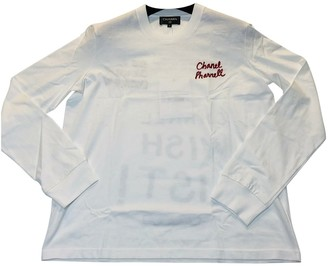 Pharrell Chanel X Williams White Cotton Top for Women