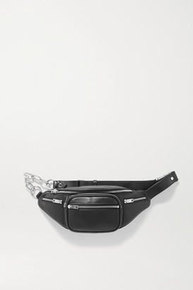 Alexander Wang Attica Leather Belt Bag - Black