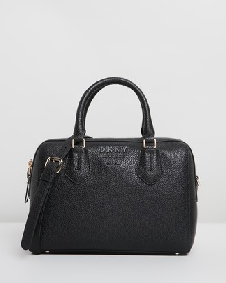 DKNY Noho Medium Speedy Pebble Satchel