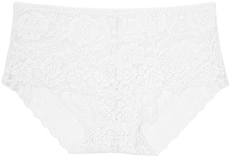 Pink Label Janice Lace Boyshorts