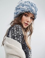 Free People Chunky Knit Beanie Hat