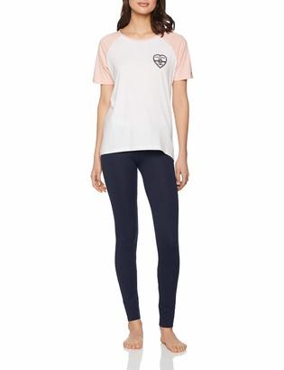 Tommy Hilfiger Women's Set Ss Legging Pyjama