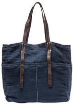Six Pocket Canvas Tote