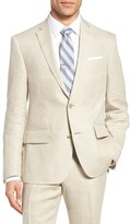 Nordstrom Men's Trim Fit Linen Blazer