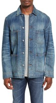 Jean Shop Men's Thurman Denim Shirt Jacket