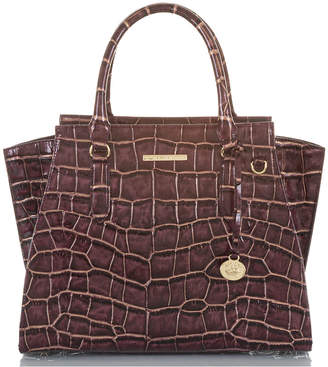 Brahmin Port Volition Priscilla Satchel