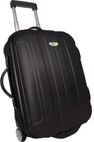 "Traveler's Choice Rome 20"" Hard Shell Carry On Upright"