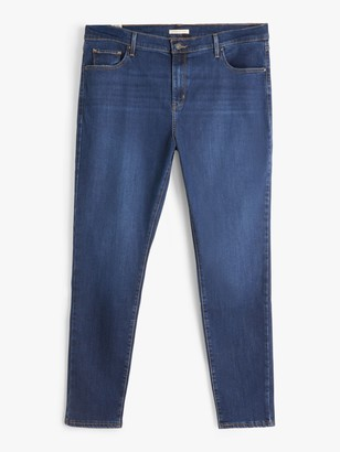 Levi's Plus 721 High Rise Skinny Jeans, Bogota Feels