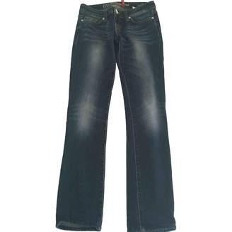 GUESS Blue Denim - Jeans Jeans