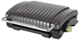 T-Fal Balanced Living Curved Electric Grill