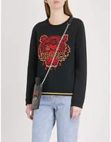 Kenzo Chinese New Year Tiger cotton-jersey sweatshirt