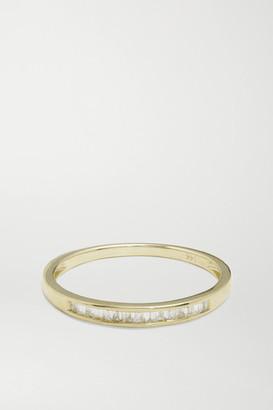 STONE AND STRAND On The Upside 14-karat Gold Diamond Ring - 5