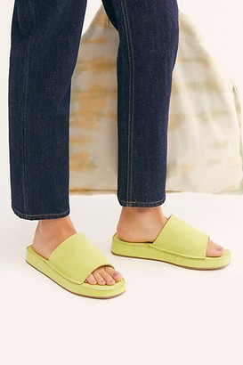 Fp Collection Flatform Moree Slide Sandals
