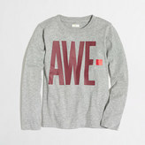 J.Crew Factory Boys' long-sleeve awesome storybook T-shirt