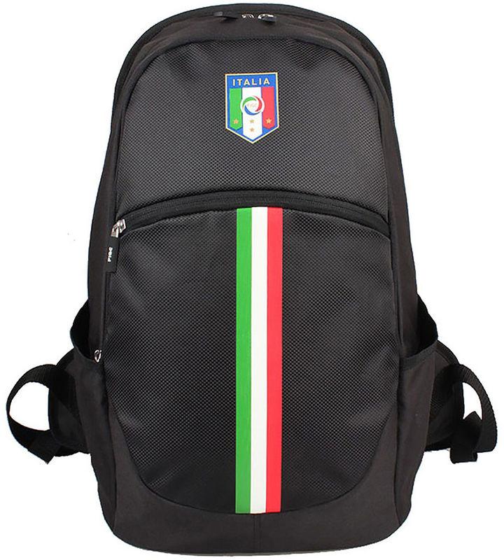 Traveler's Choice TRAVELERS CHOICE Federazione Italiana Giuoco Calcio Vertical Stripe Backpack