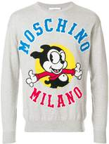 Moschino Vintage Mickey sweater