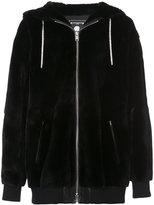 Mastermind Japan fur hoody