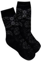 Smartwool Dahlia Dream Crew Cuts Socks